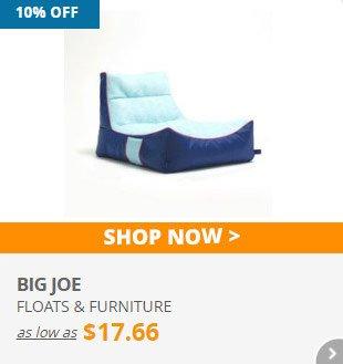 10% Big Joe Floats