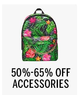 50% - 65% Accessories
