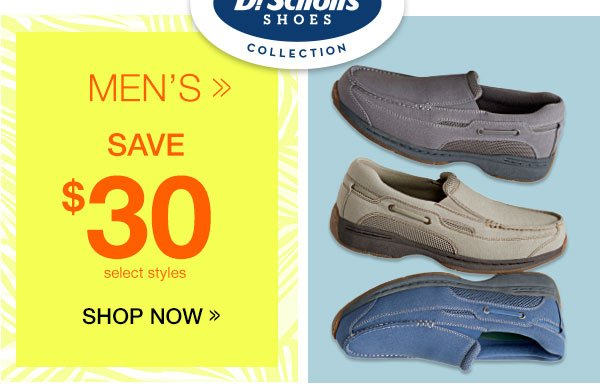 Men's Dr. Scholl's® Save $30 on select styles