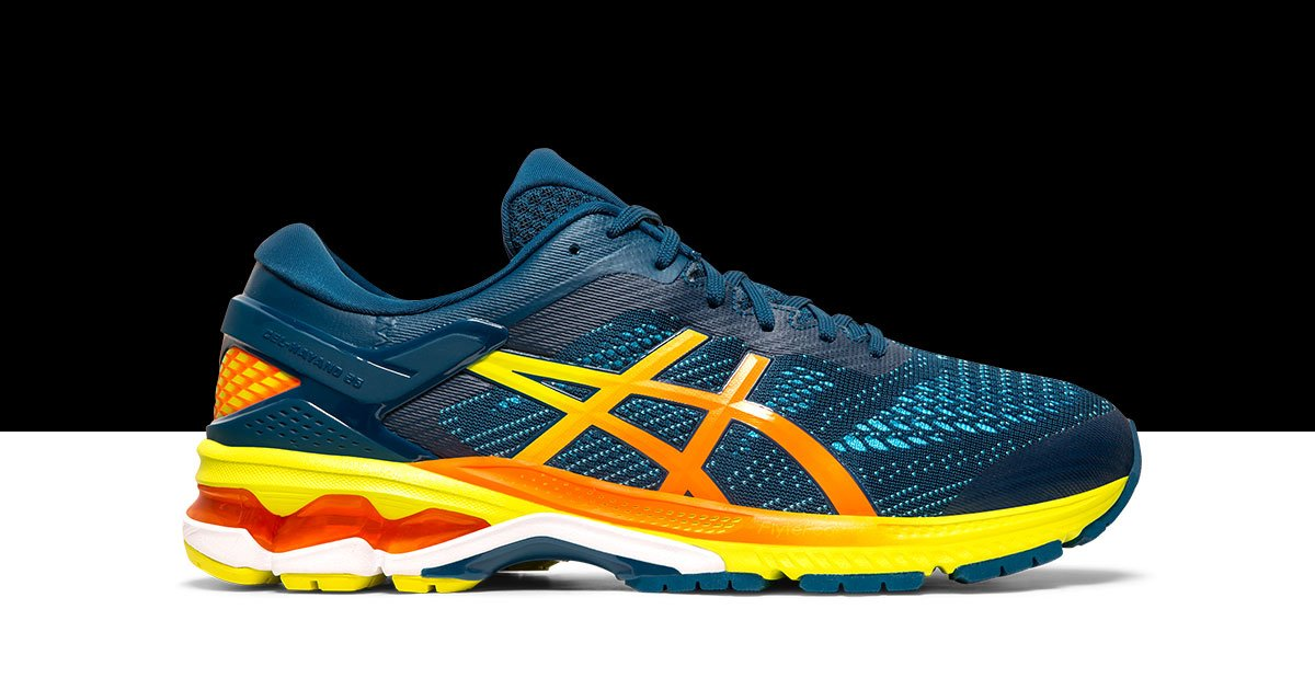 ASICS Clearance: Discover our most protective shoe yet | Milled