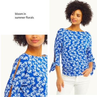 Bloom in Summer Florals