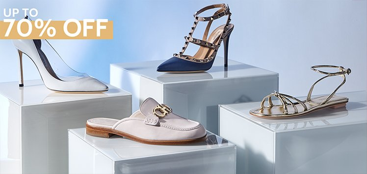 The Insider Designer-Shoe Sale: Part Two