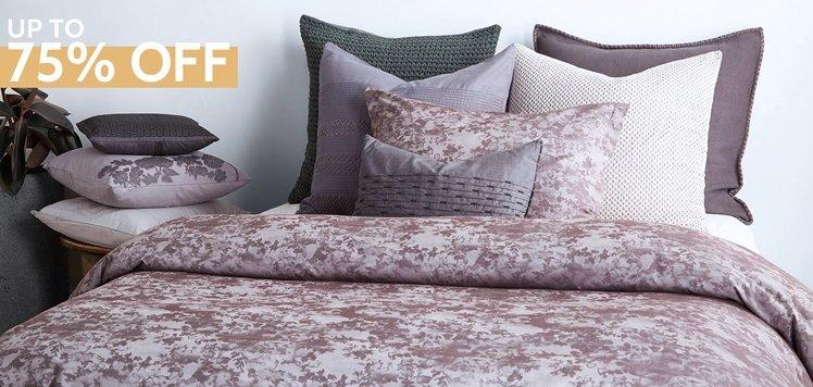 Vera Wang & More Designer Bedding