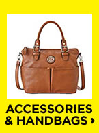 Accessories and Handbags