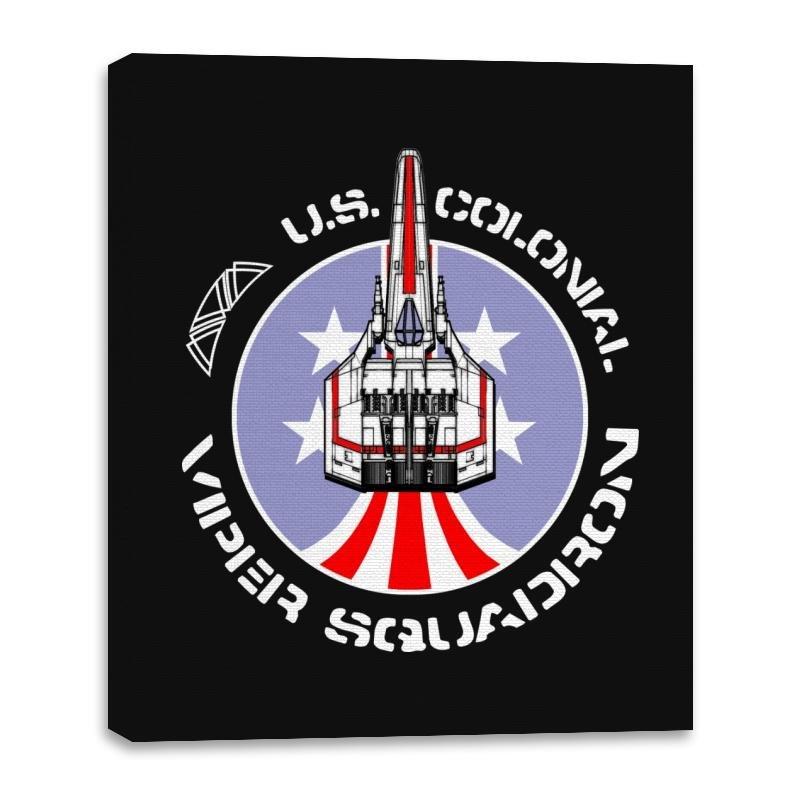 Image of Viper Squadron - Canvas Wraps
