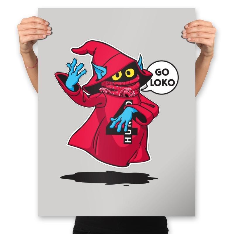 Image of Go Loko Go Oko - Prints