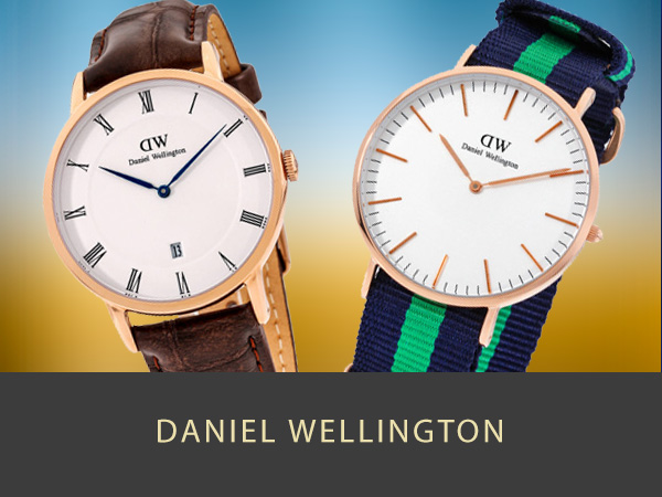 Shop Daniel Wellington Watches