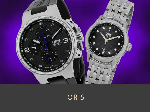 Shop Oris Mens and Womens watches