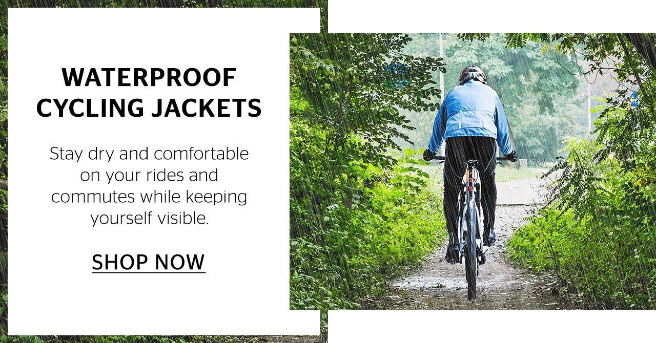 Waterproof Cycling Jackets