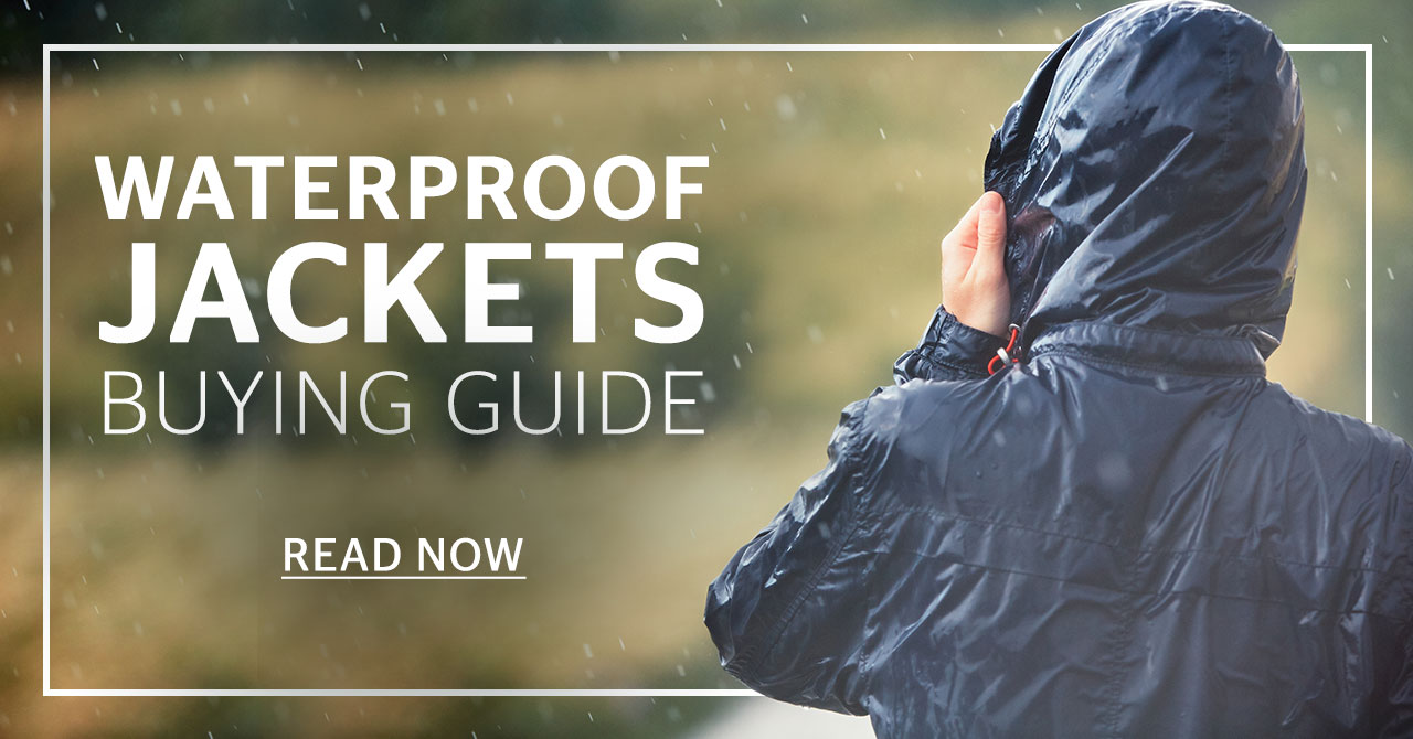 Waterproof jackets buying guide