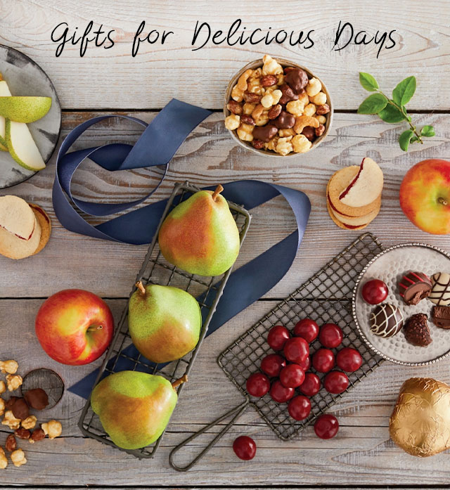 Gifts for Delicious Days