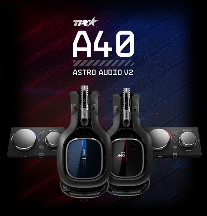 ASTRO C40 TR CONTROLLER. TAKE CONTROL.