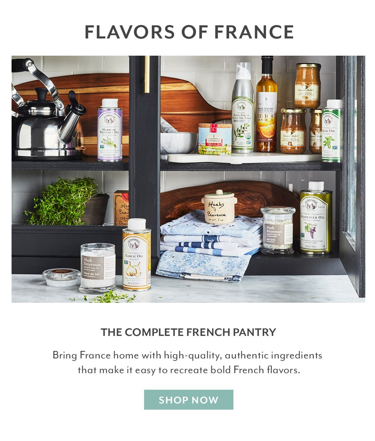 French Pantry