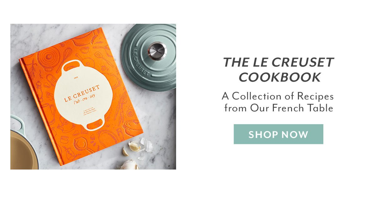 Le Creuset Cook Book