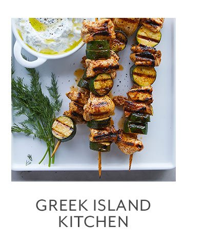 Class: Greek Island Kitchen