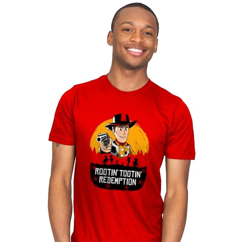 Image of Rootin' Tootin' Redemption - Mens