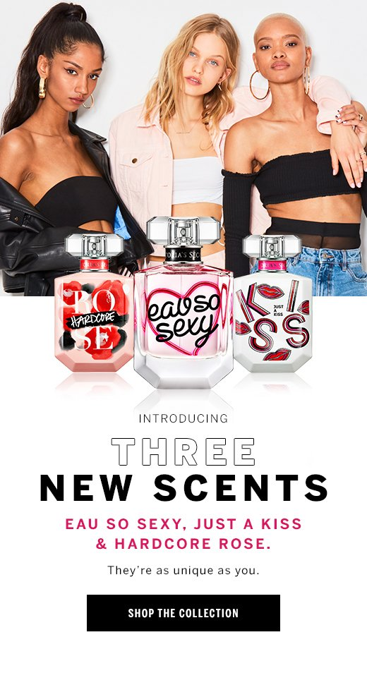 Introducing Three New Scents
