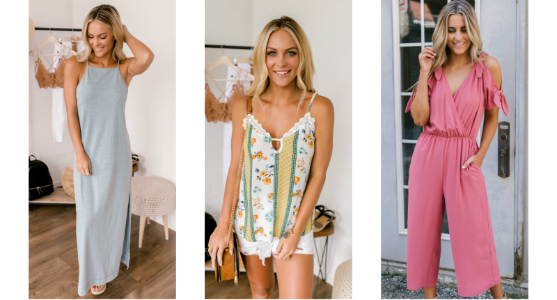 multi color summer styles