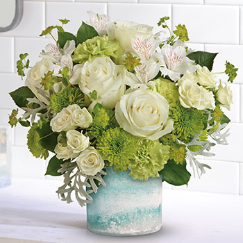 Teleflora's Seaside Roses Bouquet