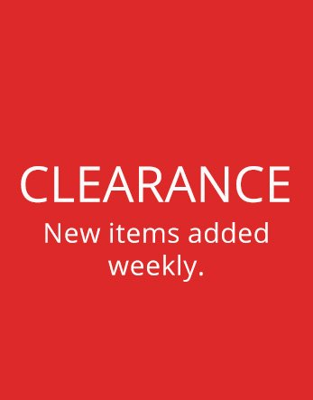 Shop Men's and Women's Designer Clearance