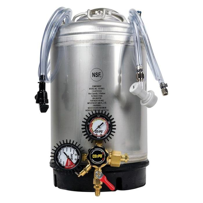 Kegging Systems. Shop Now >
