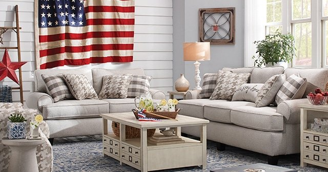 Save Up to 30% on Living Rooms