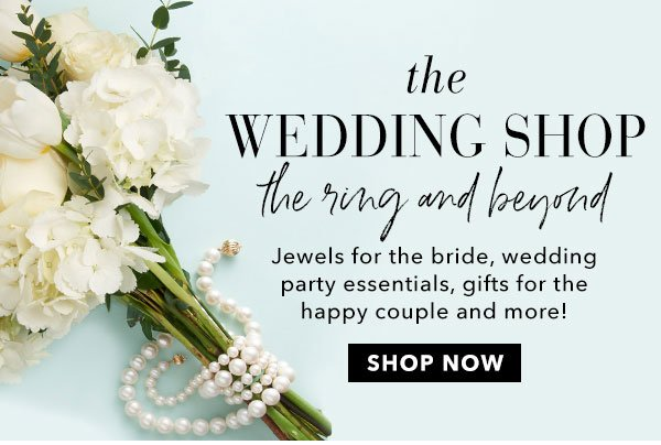 The Wedding Shop. Shop Now