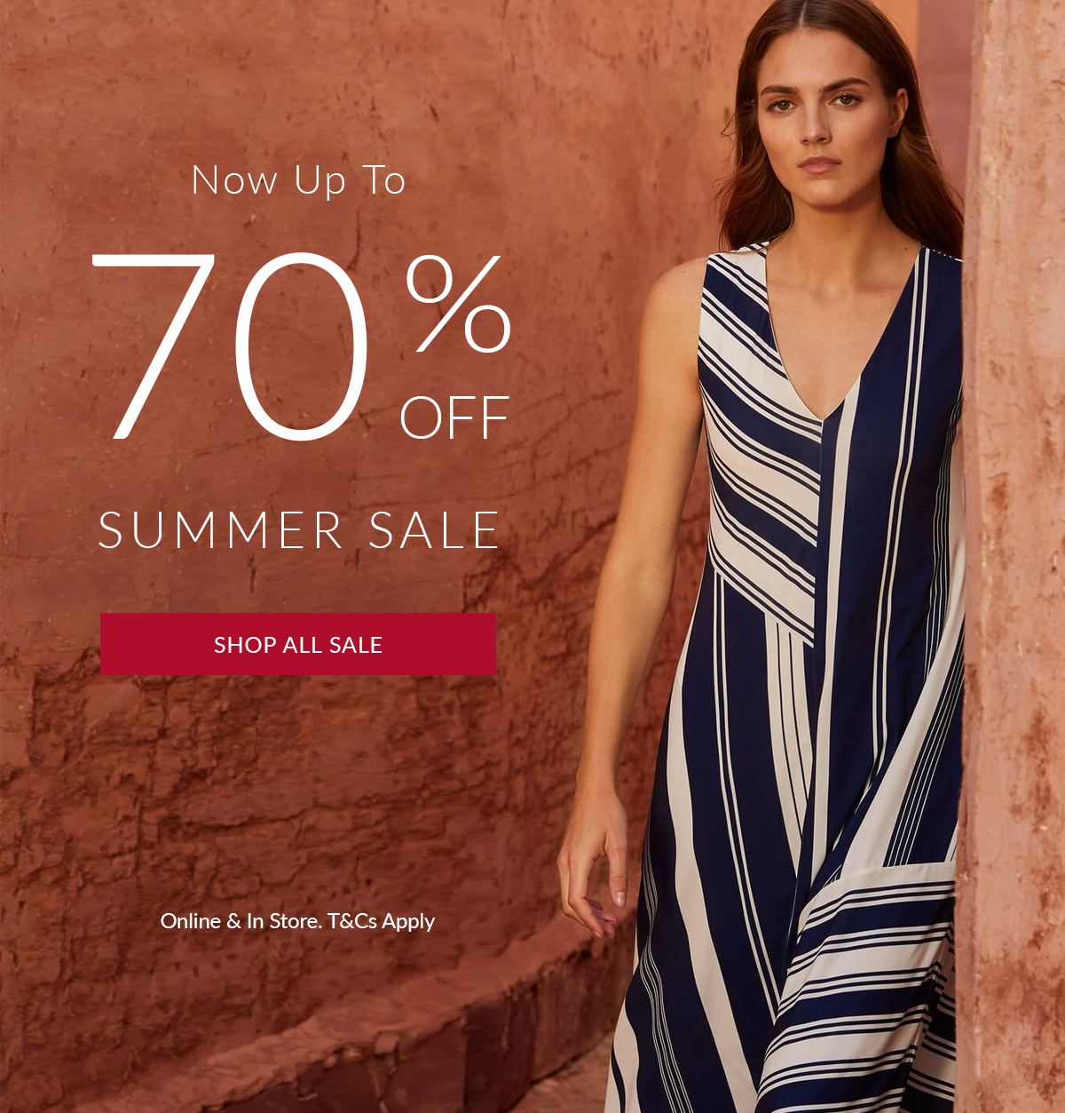 Now up to 70% off Summer Sale | Shop all Sale