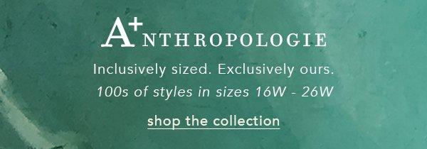 Shop plus size clothing.