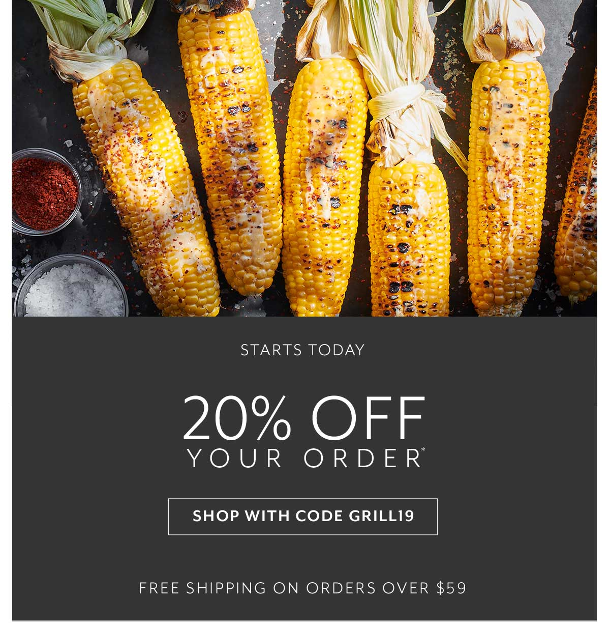 20% off Order Coupon