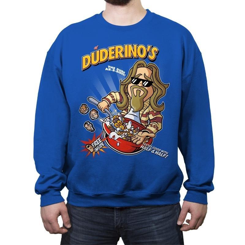 Image of El Duderino's - Crew Neck Sweatshirt