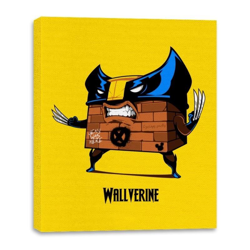 Image of Wallverine  - Canvas Wraps