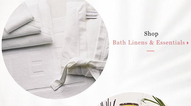 Shop Bath Linens & Essentials