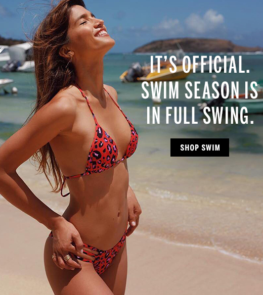 Swim Season Is In Full Swing
