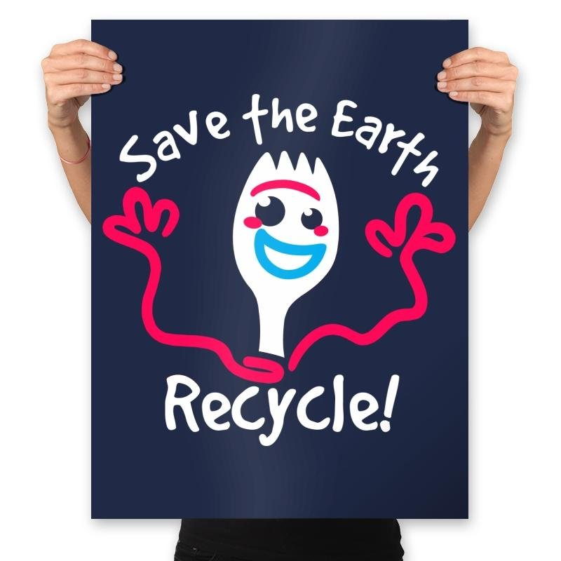 Image of Recycle  - Prints