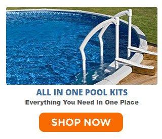 Above Ground Pool Kits