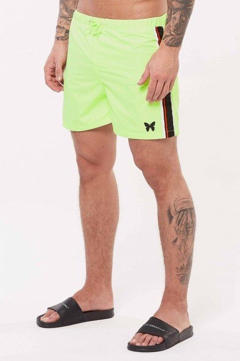 Speed Neon Swim Shorts