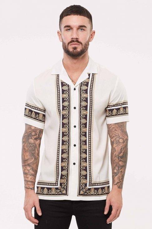 Baroque Resort Shirt