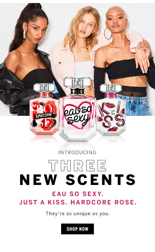 sexy new scents