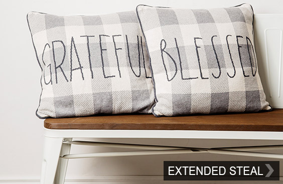 Check our extended steals