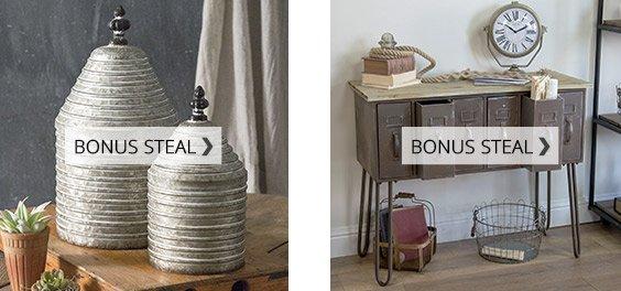 Check Today's Bonus Steal
