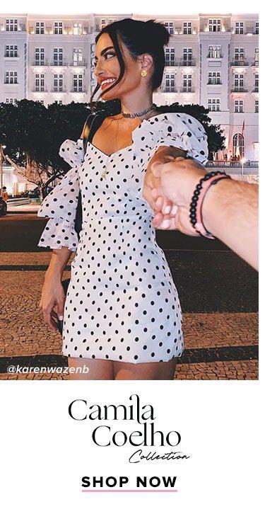Brand Sightings Around the World: Camila Coelho - Shop Now