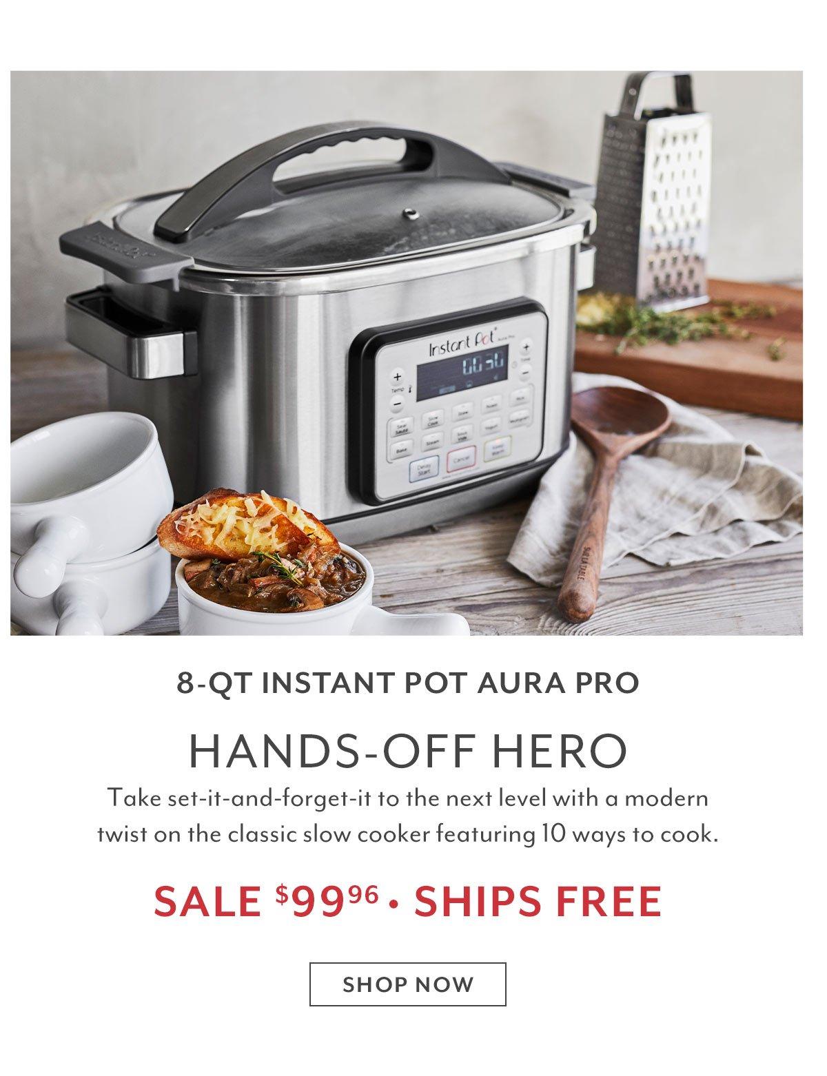 Instant Pot Aura