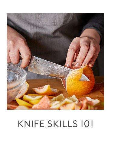 Knife Skils 101