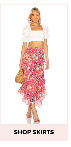 Back in Stock: Shop Skirts