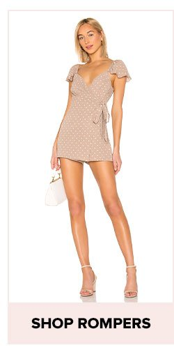 Back in Stock: Shop Rompers