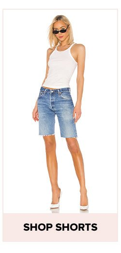 Back in Stock: Shop Shorts