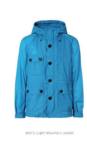 Men's Light Mountain Jacket