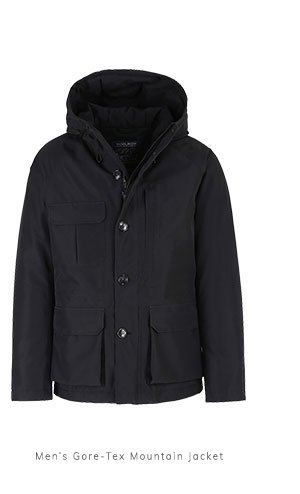 Men's Gore-Tex Mountain Jacket