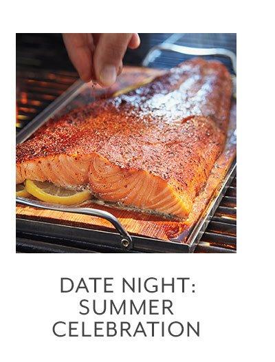 Class: Date Night • Summer Celebration